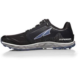 Altra Superior 4 Chaussures de trail Femme, black/purple